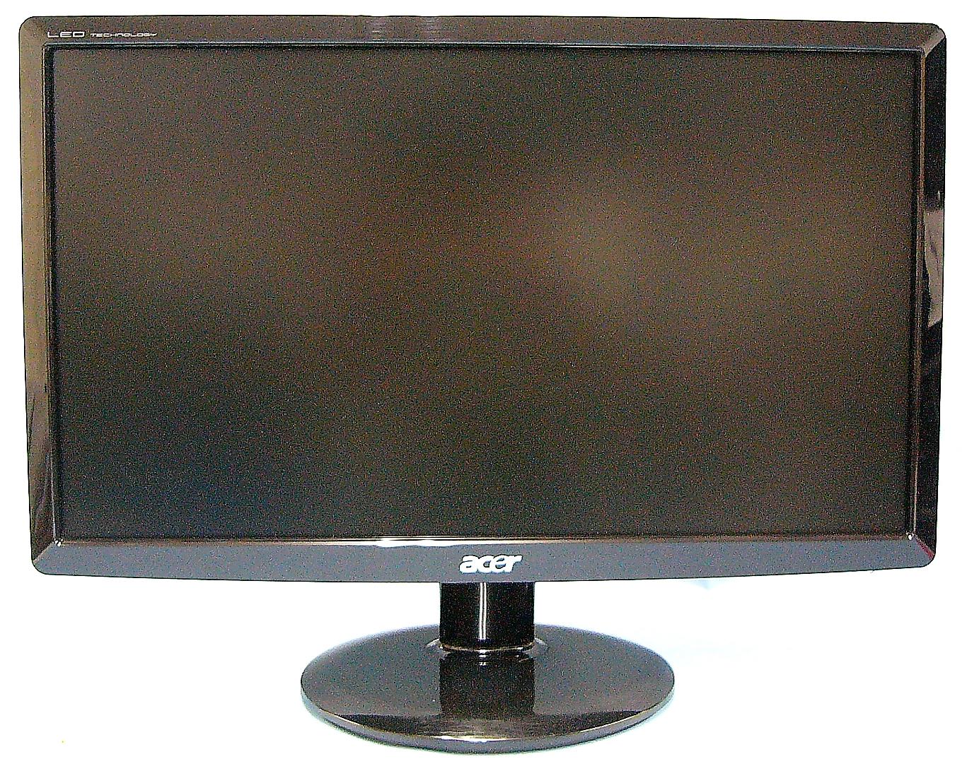acer 液晶ディスプレイ S191HQL