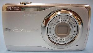 CASIO デジタルカメラ EX-Z550