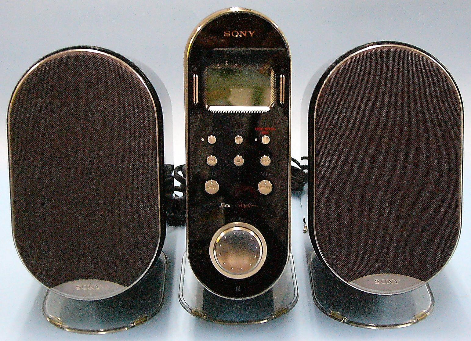 SONY オーディオシステム LAM-Z03