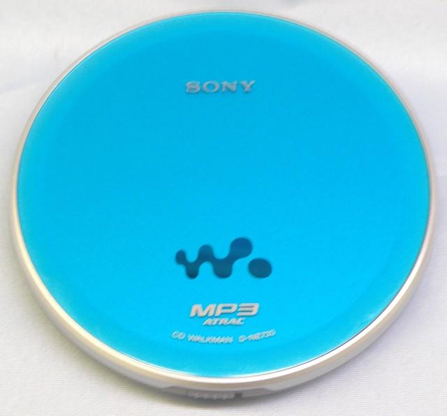SONY CDプレーヤー D-NE 700
