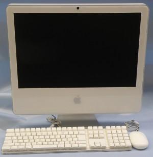 Apple デスクトップパソコン iMac MA200J/A