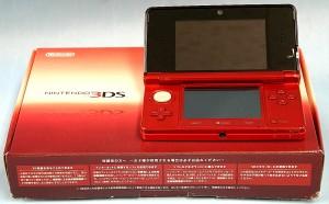 Nintendo 3DS CTR-001