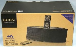 SONY ウォークマン用ドックスピーカー RDP-NWD300