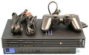 SONY PS2 SCPH-50000