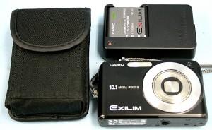 CASIO デジタルカメラ EX-Z1050