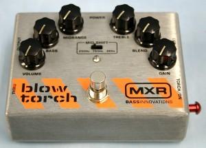 MXR ベース用エフェクター M-181 blow torch