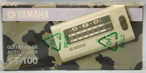 YAMAHA チューナー YT-100