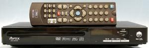 AVOX DVDプレーヤー ADS-260CK