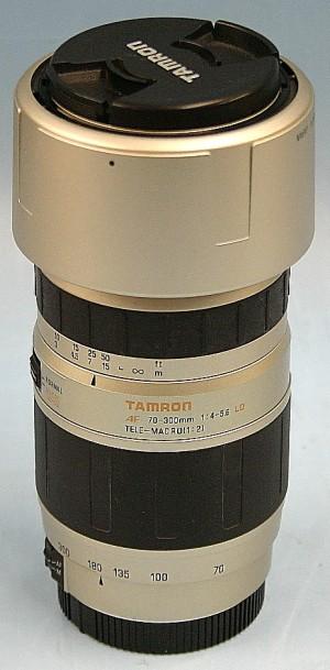 TAMRON レンズ 70-300 4-5.6 LD TELE-MACRO Canon用