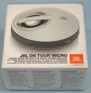 JBL ポータブルスピーカー NO TOUR MICRO