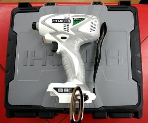 HITACHI 電動ドライバー WM14DBL