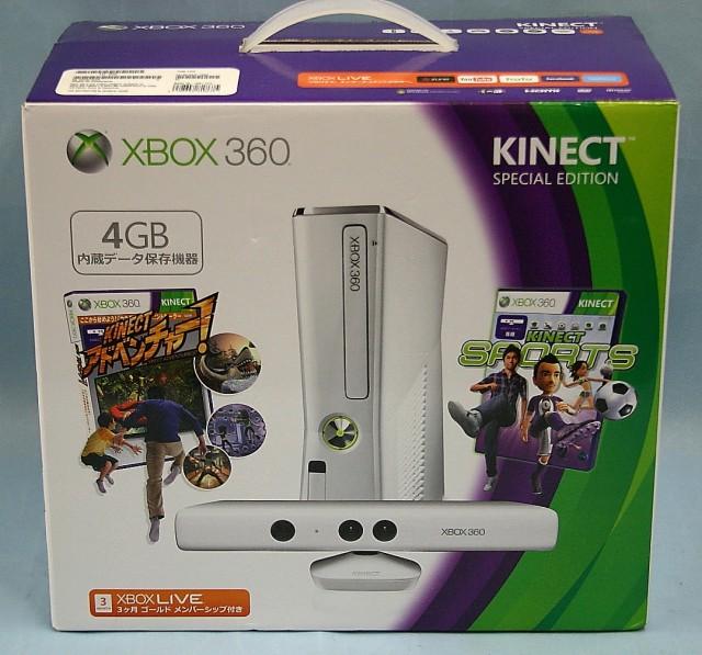 Microsoft XBOX360+Kinect