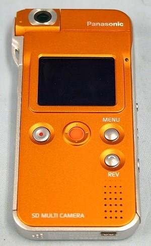 Panasonic SDマルチカメラ SV-AS10