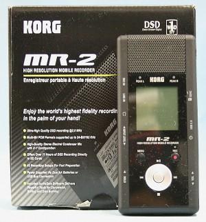 KORG DSDレコーダー MR-2