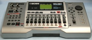 BOSS デジタルレコーディングスタジオ BR-1180