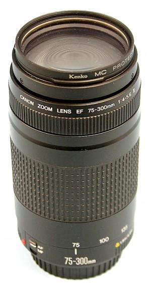 Canon レンズ EF 75-300mm 4-5.6II