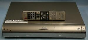 SHARP HDD/DVDプレーヤー DV-AC55