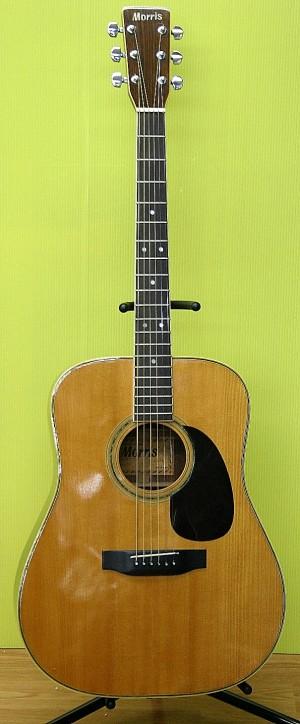 Morris アコースティックギター W-30