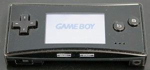 Nintendo GAME BOY micro OXY-001