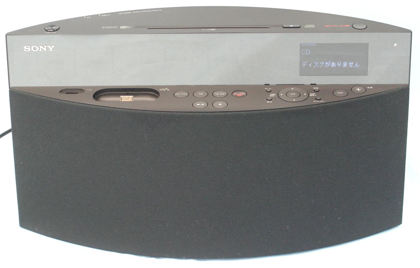 SONY ウォークマン用ドックコンポ NAS-V5
