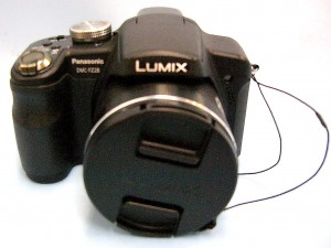 Panasonic デジタルカメラ DMC-FZ28