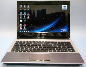 ASUS ノートパソコン U30SD-RX078VS