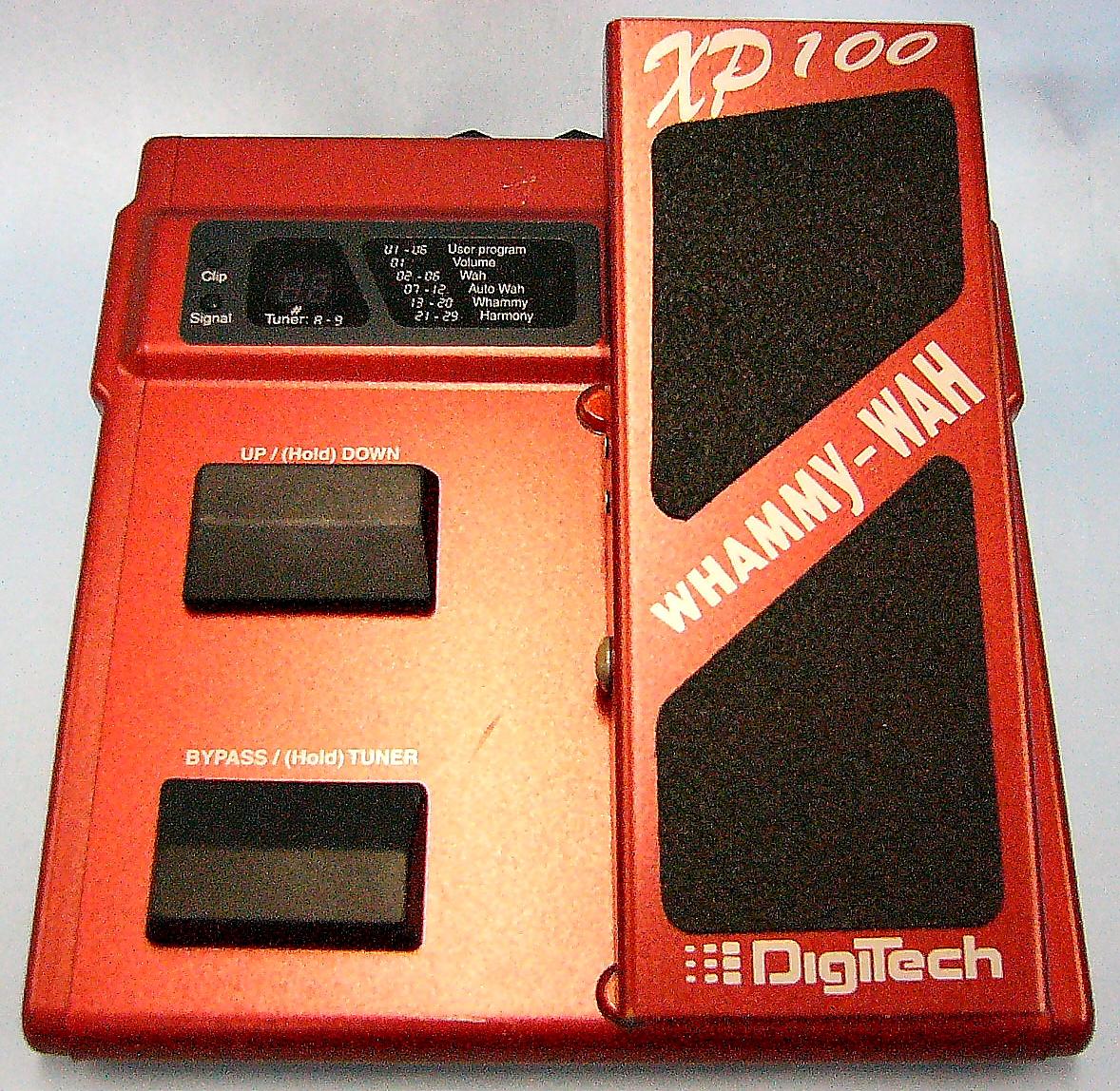 Digi Tech エフェクター WHAMMY XP 100
