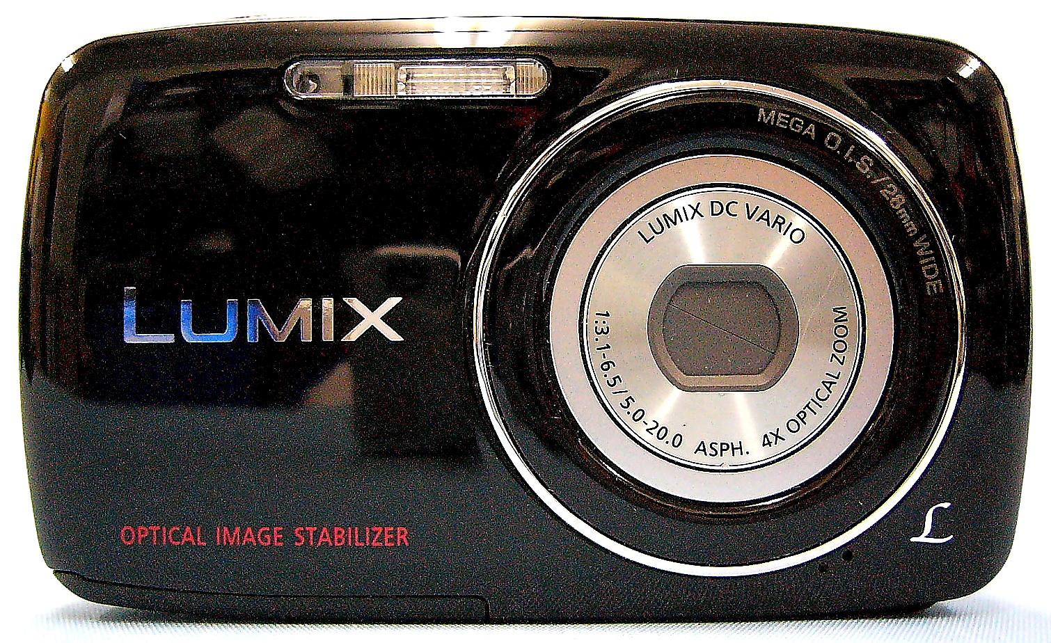 Panasonic デジタルカメラ DMC-S1