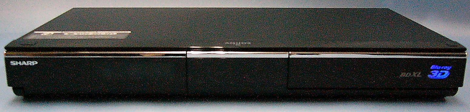 SHARP BDレコーダー BD-HDW73