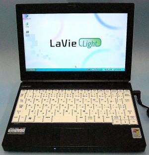NEC ノートパソコン PC-BL100SA6B