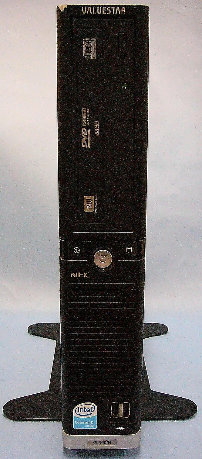 NEC デスクトップパソコン PC-VL300HG