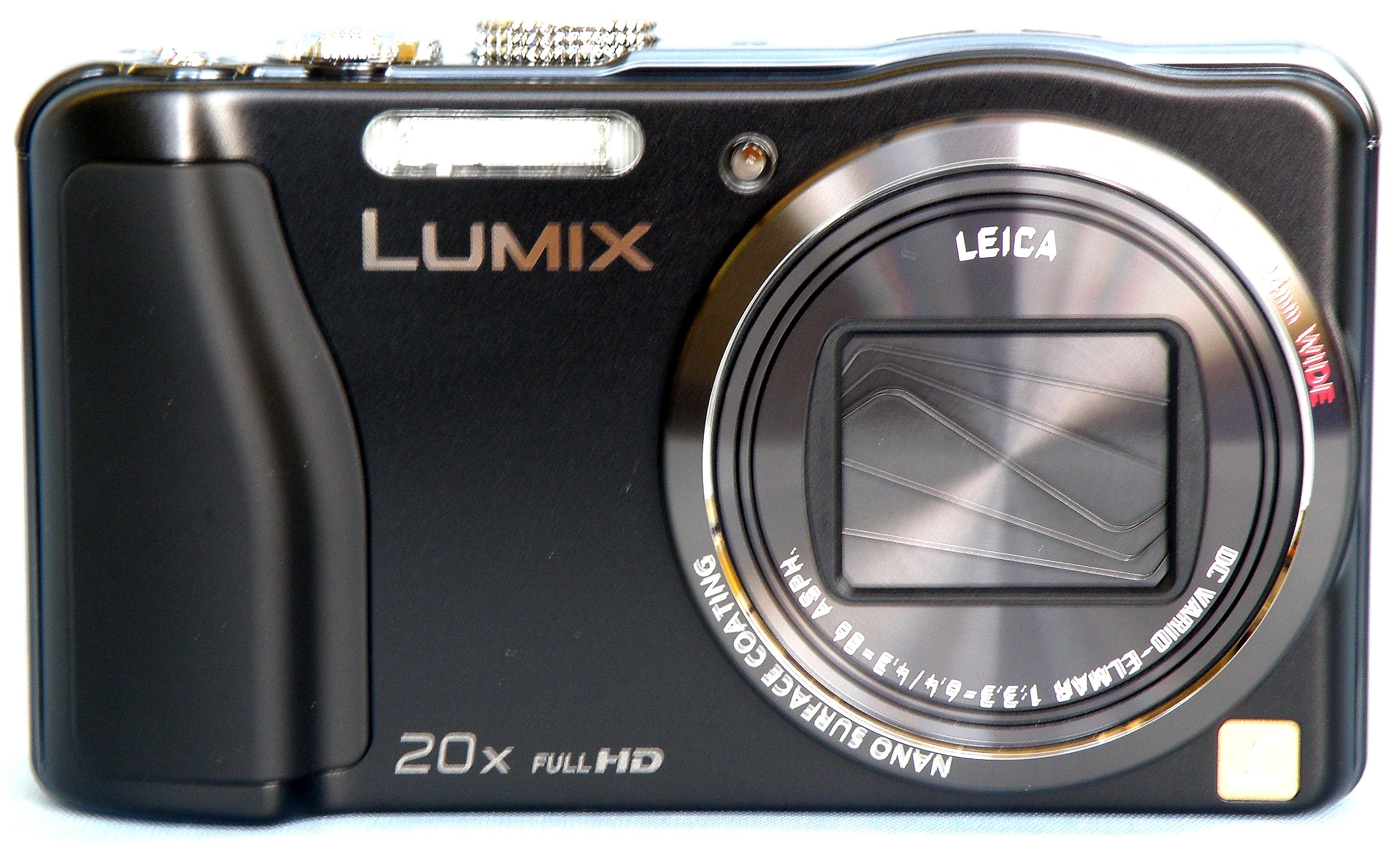 Panasonic デジタルカメラ DMC-TZ30