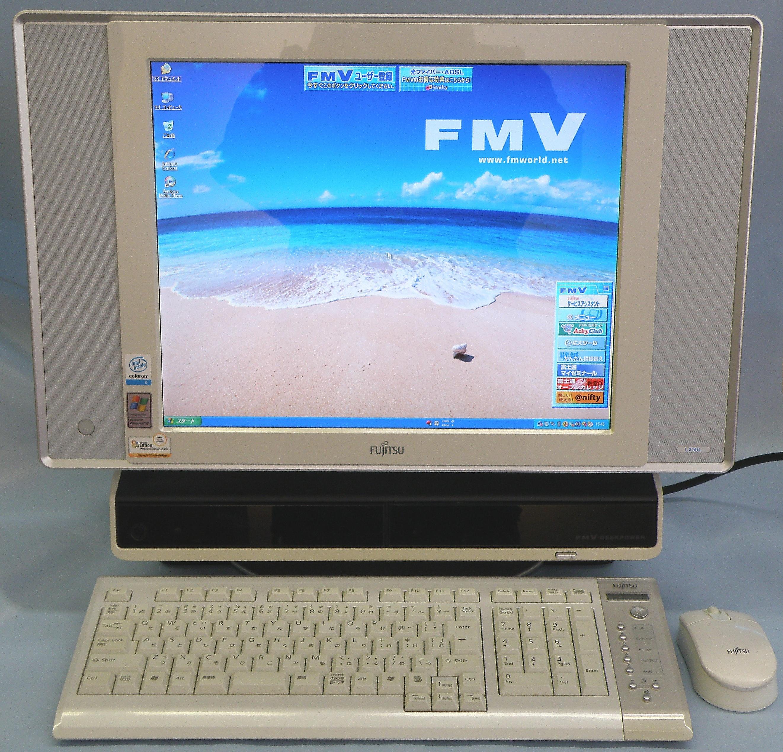 FUJITSU 一体型パソコン FMV-LX50L