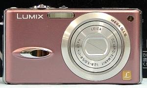 Panasonic コンパクトデジカメ DMC-FX8