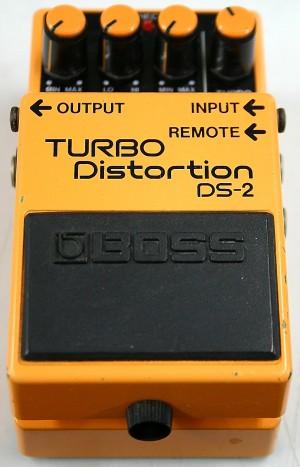 BOSS ディストーション DS-2