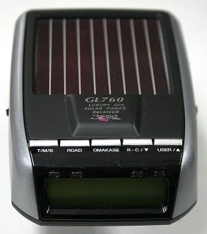 コムテック GPSソーラーレーダー探知機 GL760