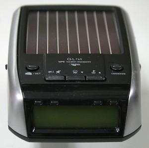 DOMTEC GPSソーラーレーダー探知機 GL765