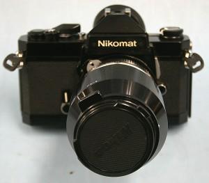 Nikomat Nikon カメラ+レンズ FT2 N-N 135 3.5
