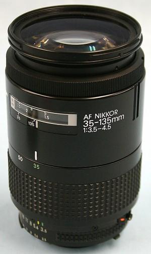 Nikon レンズ AF-N 35-135 3.5-4.5