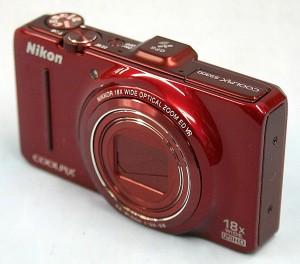Nikon デジタルカメラ S9300