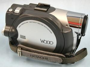 HITACHI ムービー DZ-MV780