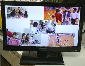 DX BROADTEC 液晶テレビ LVW22EC1