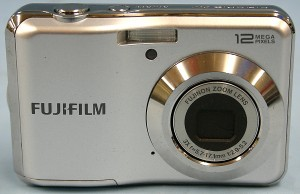 FUJIFILM コンパクトデジカメ AX300