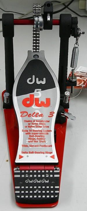 DW ドラムペダル DW-5000TD3