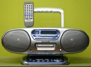 Panasonic MD/CDシステム RX-MDX60