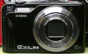 CASIO コンパクトデジタルカメラ EX-H15