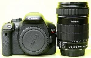 Canon 一眼レフデジカメ EOS KISS X4 レンズキット