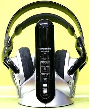 Panasonic デジタルコードレスヘッドホン RP-WH5000