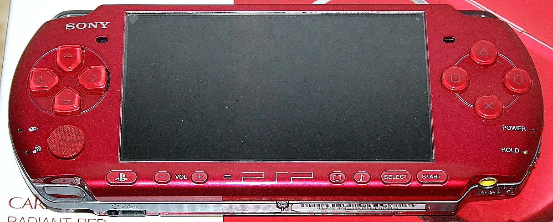 SONY PSP PSP-3000