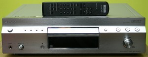 SONY スーパーオーディオCD/CDプレーヤー SCD-XA1200ES